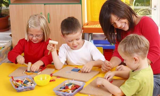 Любые места скопления детей до 7 лет являются зоной повышенного эпидемиологического риска распространения ветряной оспы